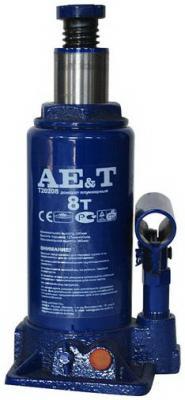 Домкрат AE&T T20208 бутылочный 8т