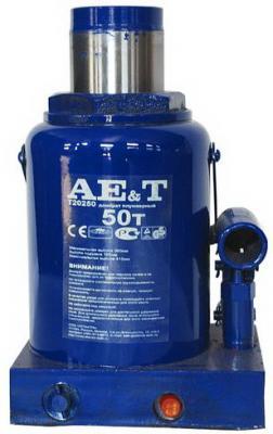Домкрат AE&T T20250 бутылочный 50т пресс ae