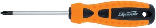 Отвертка SPARTA 11780 point ph2х150мм crv 2-х компонентная рукоятка отвертка sparta 11347