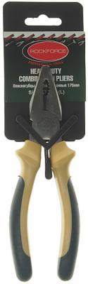 Купить Пассатижи ROCK FORCE RF-611B175 комбинированные 175мм