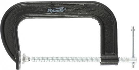 Струбцина SPARTA 206655 G-образная 200мм щётка sparta 552915