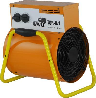 Тепловентилятор WWQ TOR- 9/1 4.5/9.0кВт тепловентилятор wwq tb 06s