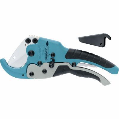 Ножницы для резки изд из ПВХ GROSS 78422 диаметр до 45мм, обрезин. рукоятки, рабочий стол