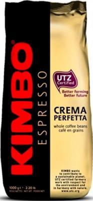 Картинка для Кофе в зернах Kimbo Crema Perfetta 1000 грамм