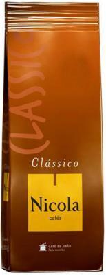 Картинка для Кофе в зернах Nicola Classico 1000 грамм