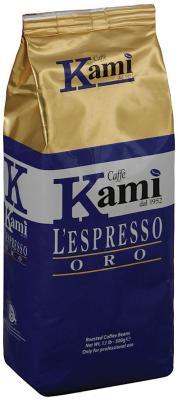 Картинка для Кофе в зернах Kami Oro 500 грамм