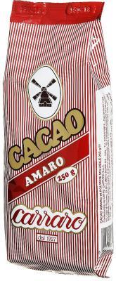 Растворимое какао Carraro Cacao Amaro 250 гр. литой диск proma премьер 7x17 5x114 3 d67 1 et46 неро page 1