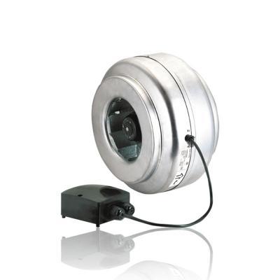 Вытяжной канальный вентилятор SOLER&PALAU Vent-200L 1000 м3/ч. 170 Вт. 52 дБ (А) вентилятор канальный solerpalau vent 100l