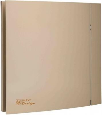 Вентилятор настенный SOLER&amp,PALAU SILENT-200 CZ CHAMPAGNE DESIGN - 4C 200 Вт слоновая кость