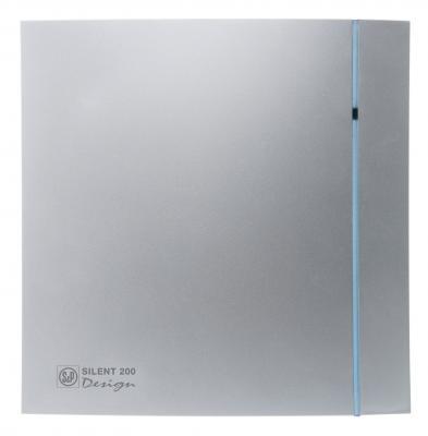 Вентилятор SOLER&PALAU SILENT-200 CZ SILVER DESIGN-3C 175 м3/ч. Установочный д 116 мм. 5 dB(A) sitemap 447 xml page 5