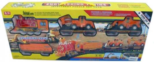 Купить Железная дорога Shantou Железная дорога 2009-25 с 3-х лет B1025051, Детская железная дорога