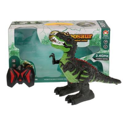 Купить Игрушка динозавр р/у на аккум, свет+звук, usb з/у 666-9A в кор. в кор.2*9шт, Shantou, Радиоуправляемые игрушки