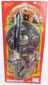 Набор Shantou Gepai Набор оружия серебристый B1698315