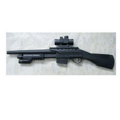 Купить Ружье Shantou Gepai РУЖЬЕ (П) C ОПТИЧ. ПРИЦЕЛОМ черный 1B00139, Игрушечное оружие