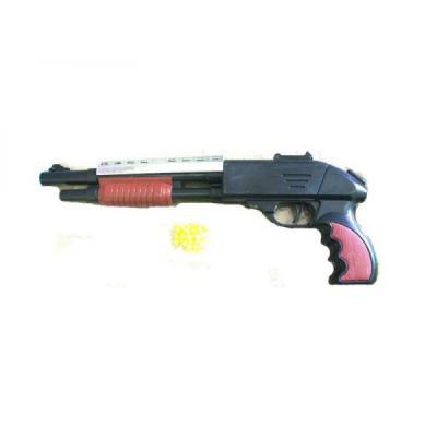 Купить Ружье Shantou Gepai 336 черный 1B00039, 3x16x40 см, для мальчика, Игрушечное оружие