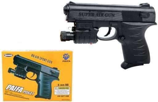 Пистолет Shantou Gepai ПИСТОЛЕТ черный 1B00778 пистолет shantou gepai пистолет с присосками наручники черный b1421535