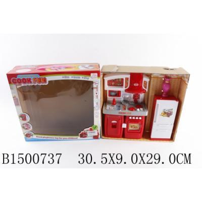 Мебель для кукол кухня, на бат. свет+звук, с аксесс. SY-2064-3 в кор. в кор.2*18шт мебель для кукол hy 034ae в кор в кор 2 42шт