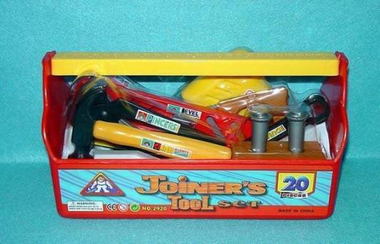 Набор инструментов Shantou Набор инструментов 20 предметов набор инструментов sata 150 предметов 09510