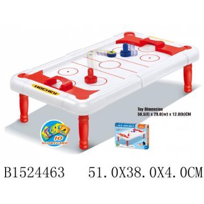 Настольная игра Shantou Аэрохоккей B1524463 настольная игра аэрохоккей
