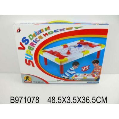 Настольная игра Shantou Аэрохоккей B971078 настольная игра аэрохоккей