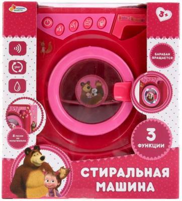 """Стиральная машина Играем вместе """",Маша и медведь"""", со звуком и светом"""