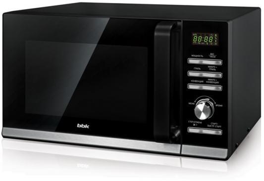 Микроволновые печи BBK 25MWC-991T/B черный микроволновые печи