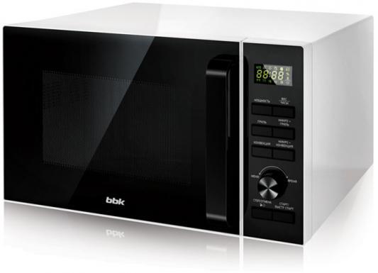 Микроволновые печи BBK 25MWC-992T/WB белый/черный микроволновые печи