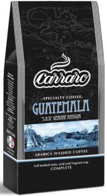 Кофе молотый Carraro Guatemala 250 грамм био кофе auchan 250г