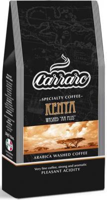 Кофе молотый Carraro Kenya 250 грамм кофе зерновой carraro crema espresso 1 кг