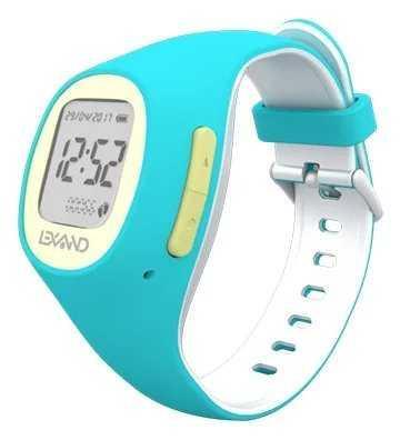 Детские часы-трекер LEXAND Kids Radar (цвет голубой), экран 1,5*1,7см цена и фото