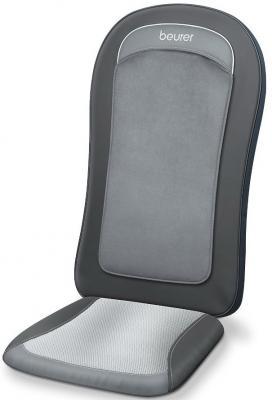 Фото - Массажная накидка Beurer MG206 18Вт черный массажная накидка beurer mg155 серый