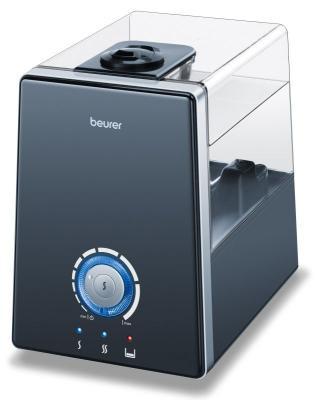 Увлажнитель воздуха Beurer LB88 чёрный все цены