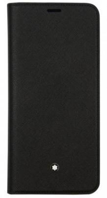Чехол (флип-кейс) Samsung для Samsung Galaxy S9 Montblanc Sartorial черный (GP-G960MBCFAAA)