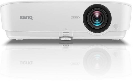 Проектор BenQ MW535 WXGA 3600 AL 1.2X, TR 1.55-1.86, HDMIx2, VGAx2 (repl. MW533) проектор benq mw535