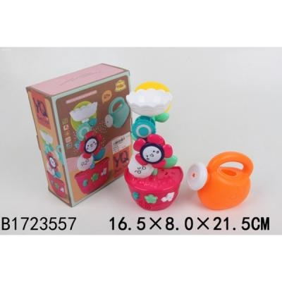 Набор для ванны цветок-фонтан YQ8207 в кор. в кор.48шт набор фрукты в кор 15наб