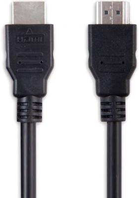 Кабель HDMI 3м Belsis BW1428 круглый черный цена