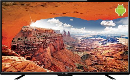 Телевизор 39 Yuno ULX-39TC220 черный 1366x768 50 Гц Wi-Fi Smart TV VGA RJ-45 цена
