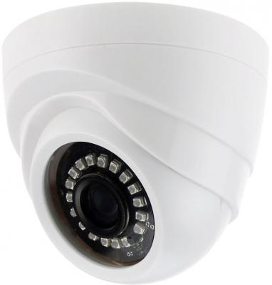 Камера Видеонаблюдения GINZZU HID-1031O IP 1.0Mp OV9732, 3.6mm,купол,IR 20м,пластик ip камера xvi xi2010cisp ir