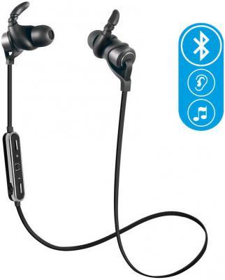 Наушники беспроводные GiNZZU GM-251BT, черные, наушники/гарнитура Bluetooth для сотовых телефонов htc и bluetooth беспроводная гарнитура наушники наушники hm5800