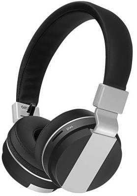 Наушники беспроводные GiNZZU GM-351BT, черные, наушники/гарнитура Bluetooth цена и фото