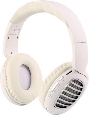 Беспроводная гарнитура HARPER HB-415 white беспроводная гарнитура fiil diva pro беспроводная гарнитура haoyue white интеллектуальное шумоподавление локальный hd non destructive play voice interactive