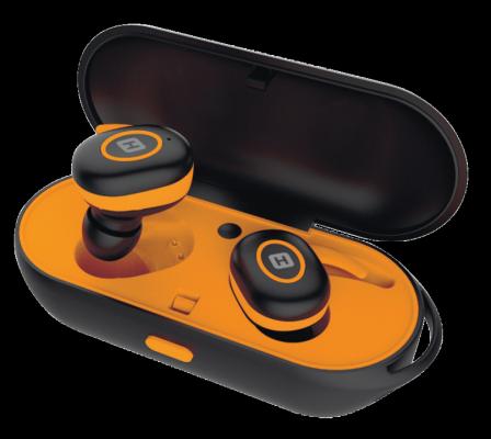 Беспроводные наушники HARPER HB-510 orange беспроводные наушники harper hb 509 black