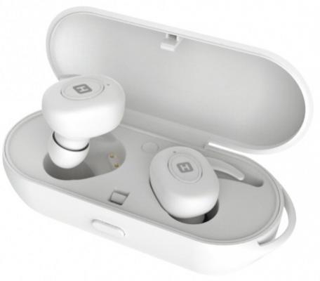 купить Беспроводные наушники HARPER HB-510 white по цене 3499 рублей
