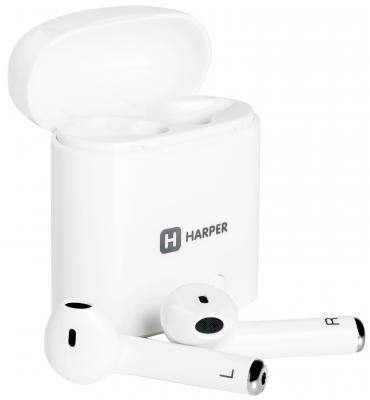 Гарнитура Harper HB-508 белый H00002045 гарнитура