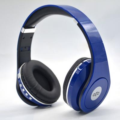 Наушники Bluetooth OLTO HBO-155 blue спортивные наушники bluetooth jam transit micro blue hx ep510bl eu