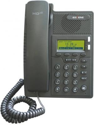 SIP-телефон Escene ES205-PN ES205-PN 2 SIP аккаунта, 128x64 LCD-дисплей, 4 программируемы клавиши, XML/LDAP, регулируемая подставка, 2xRJ45, POE, EP+ 0 96 inch 128x64 i2c interface oled display module board