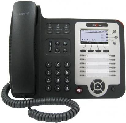 SIP-телефон Escene ES330-PEN 3 SIP аккаунта; 132x64 LCD-дисплей; 8 программируемых клавиш, 12 клавиш быстрого набора BLF, XML/LDAP; регулируемая подст sitemap 139 xml page 8