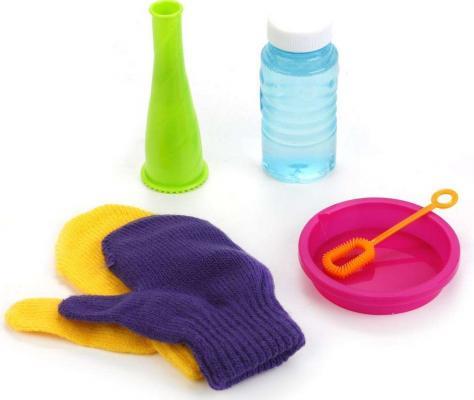Купить Набор д/пускания мыльных пузырей прыгунцы, перчатки, 50мл 1428D в пак. в кор.2*72шт, Shantou, Игровые наборы для мальчиков