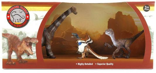 Набор фигурок Shantou Gepai Набор динозавров AK68502 цена и фото