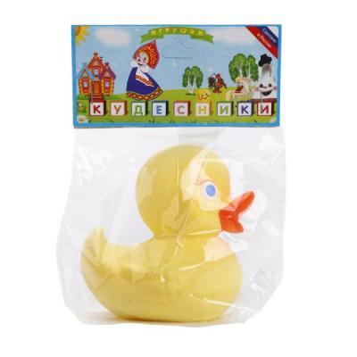 игрушки для ванны Резиновая игрушка для ванны Пфк игрушки Утёнок малыш